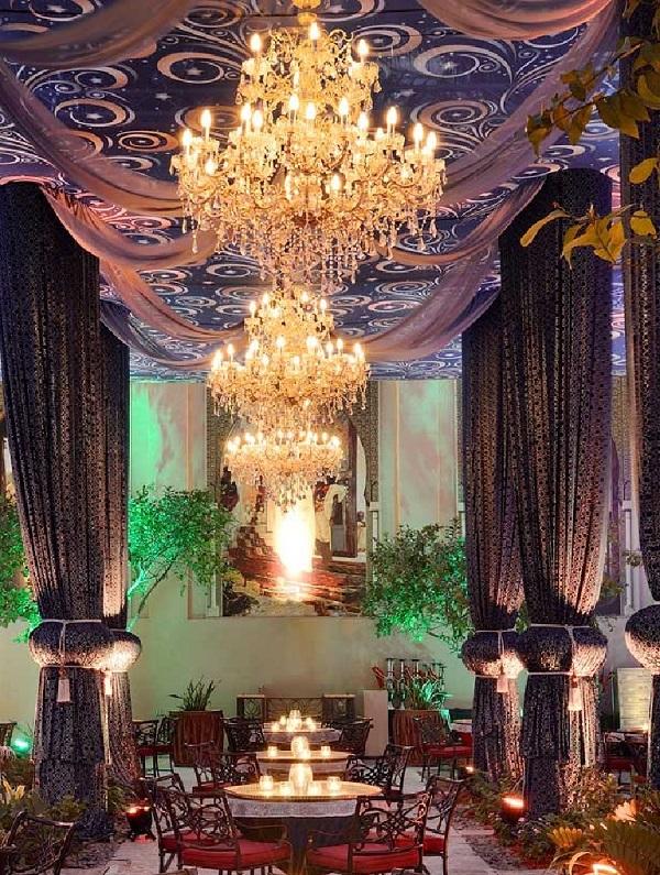 Ramadan Courtyard Café at One&Only Royal Mirage