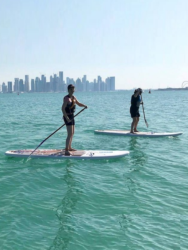 ASI Level 2 SUP Instructor (Exposed Waters) course