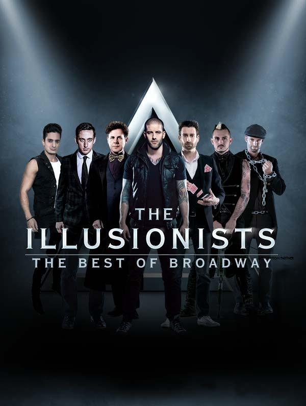 The illusionists - Dubai