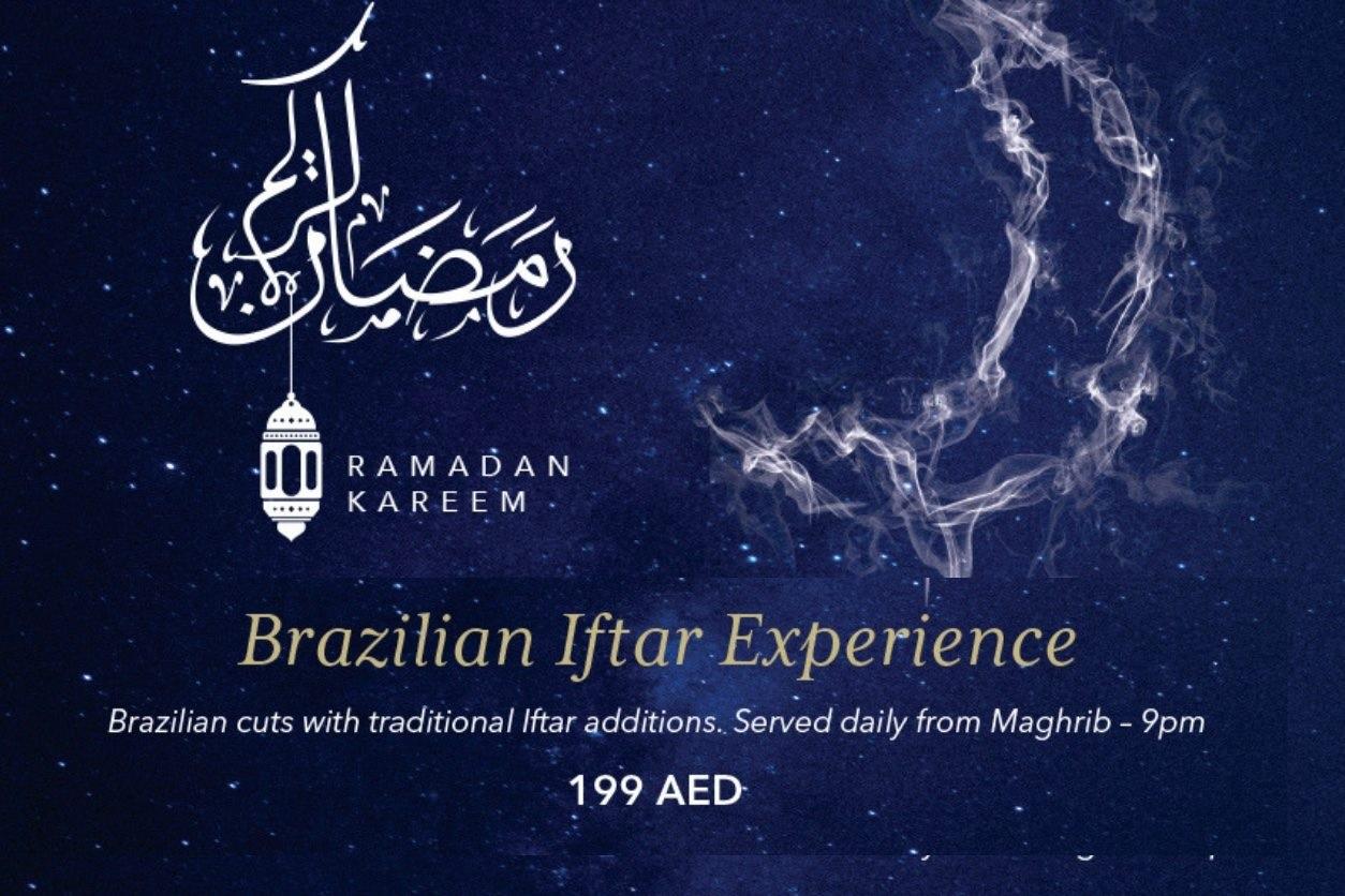 Brazilian Iftar Experience