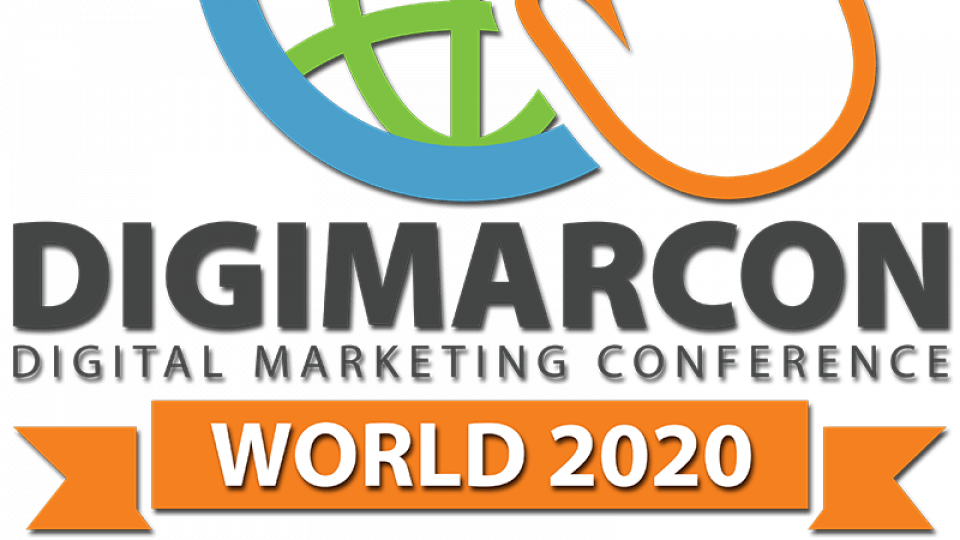 DigiMarCon World 2020 - Digital Marketing Conference