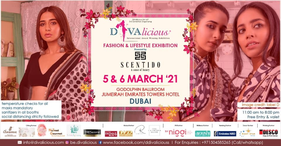 DIVAlicious DUBAI powered by Scentido Perfumes