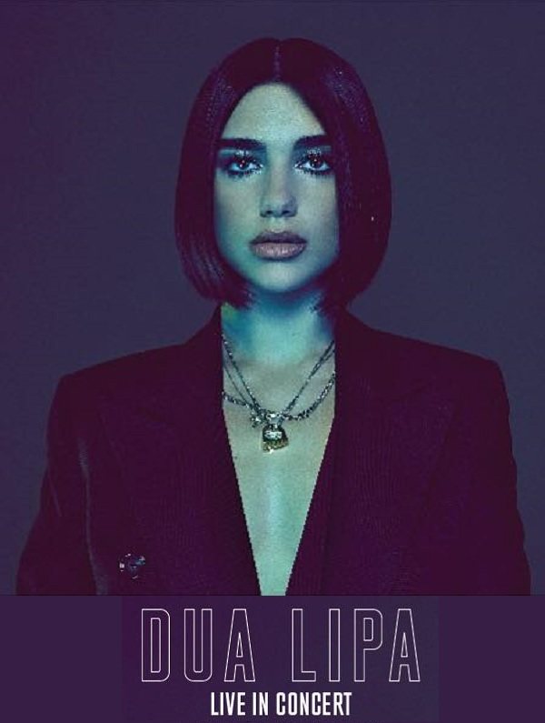 Dua Lipa Live @ The Pointe Dubai