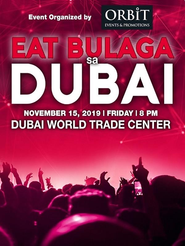 Eat Bulaga Live In Dubai