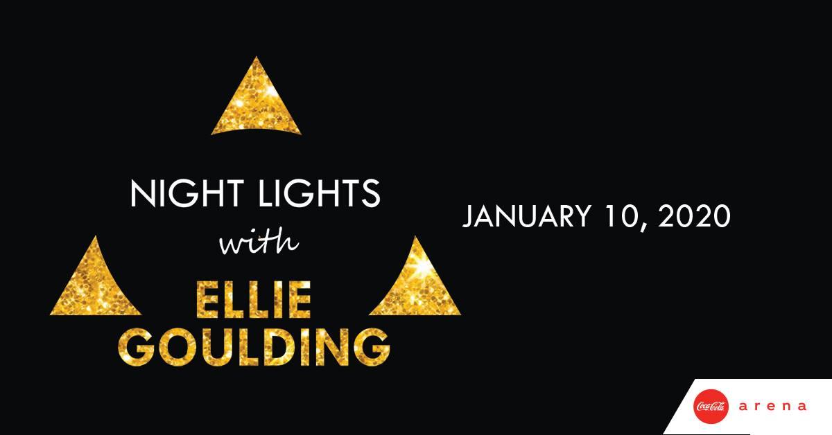 Ellie Goulding LIVE at Coca-Cola Arena