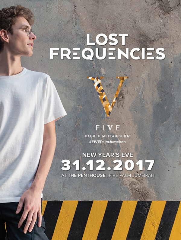 New Year's Eve with Lost Frequencies at The Penthouse