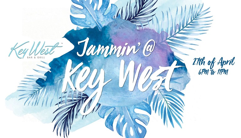 Jammin' at Key West
