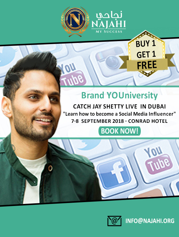 Brand YOUniversity - Jay Shetty