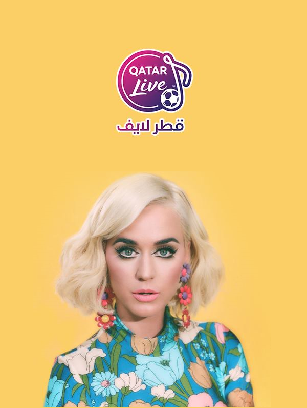 Katy Perry Live in Qatar