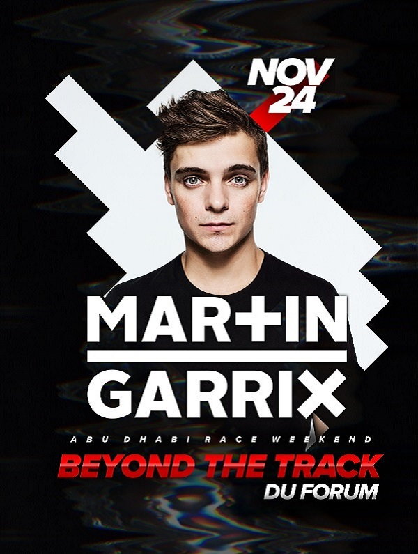 BEYOND THE TRACK WITH MARTIN GARRIX