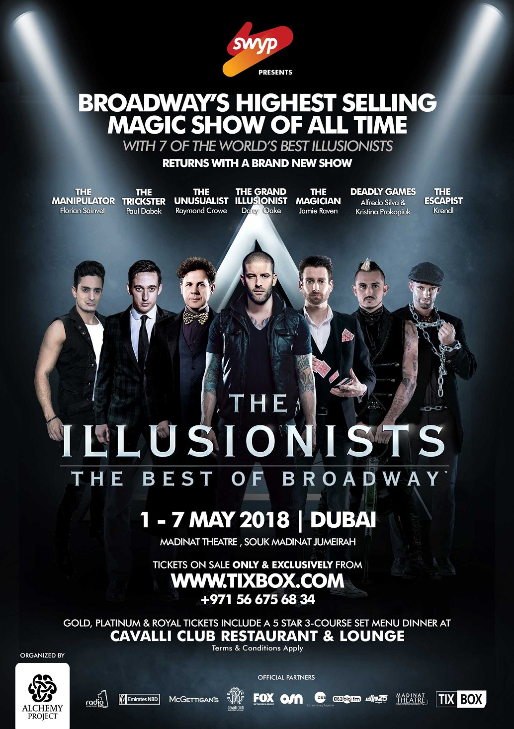 The illusionists - Dubai