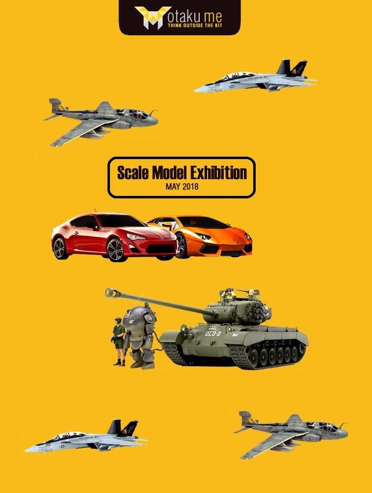 Otaku ME: Scale Model Exhibition