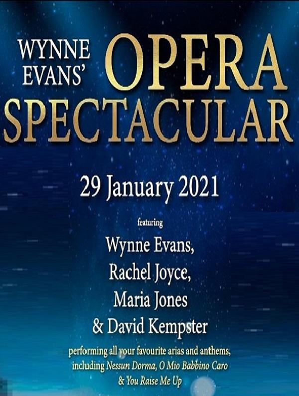 Opera Spectacular at Dubai Opera