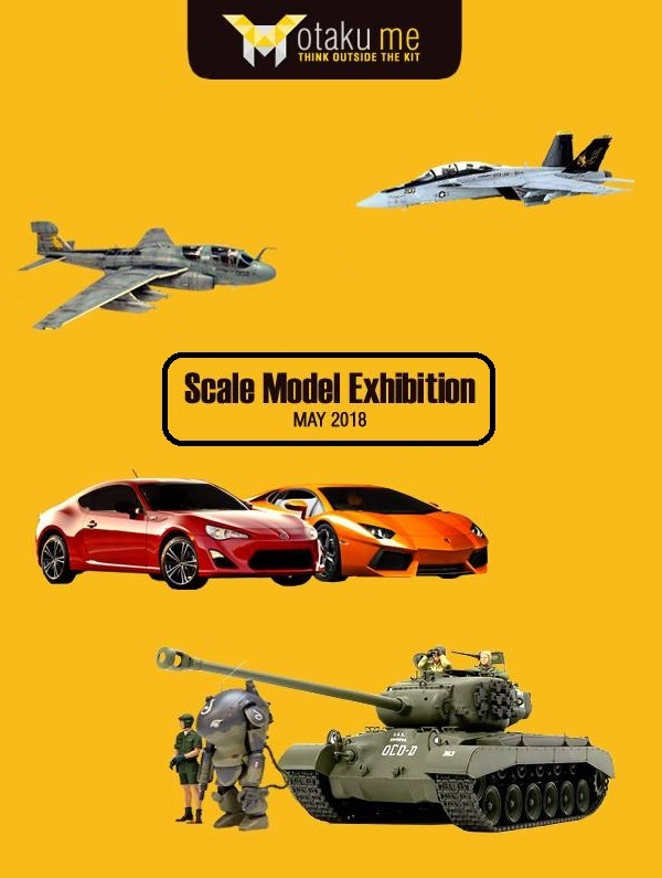 Otaku ME: Scale Model Exhibition