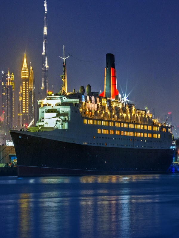 QE2 to host Dubai's first-ever floating iftar