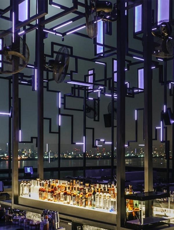 Restaurant & Bar Design Talk @ Spine (Beirut, Lebanon)