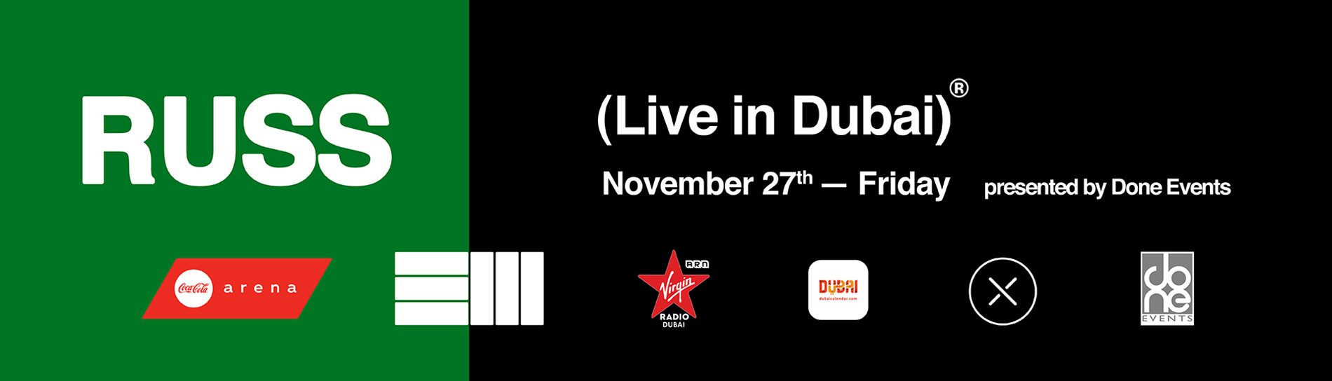 RUSS LIVE IN DUBAI