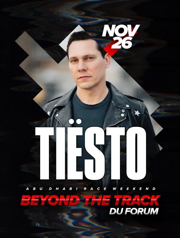 BEYOND THE TRACK WITH TIESTO