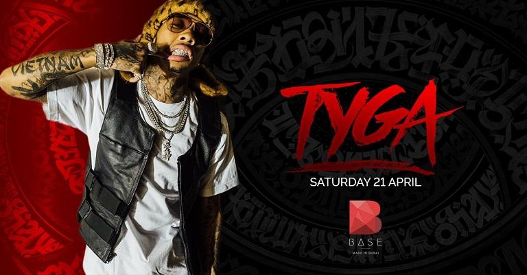 TYGA - Saturday 21 April