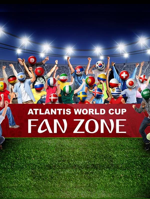 Atlantis World Cup Fan Zone