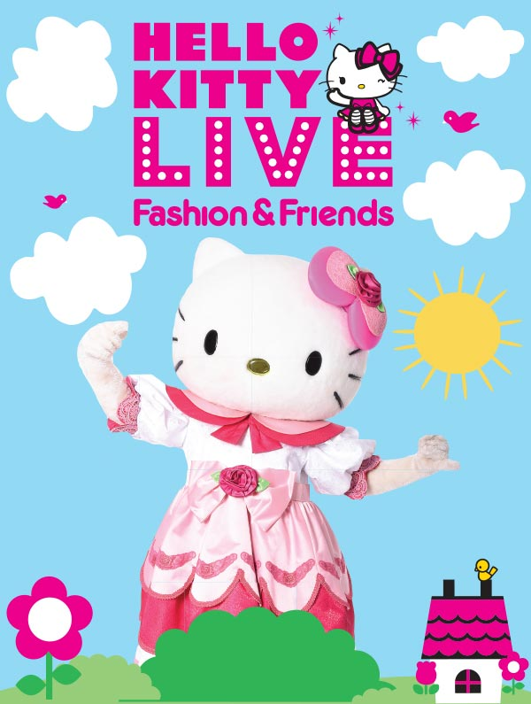 HELLO KITTY LIVE – FASHION & FRIENDS